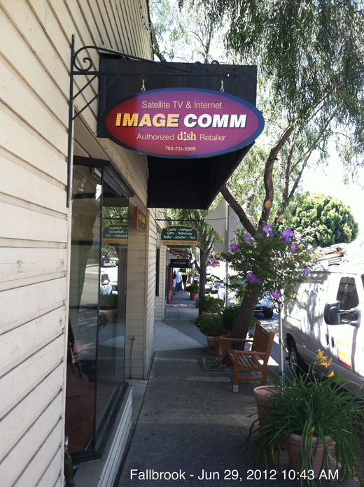 Image Comm Store Front